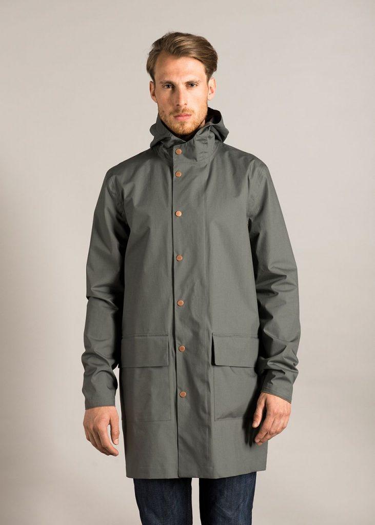 nachhaltige Herren Modelabels, jacket langer Chen, langerchen