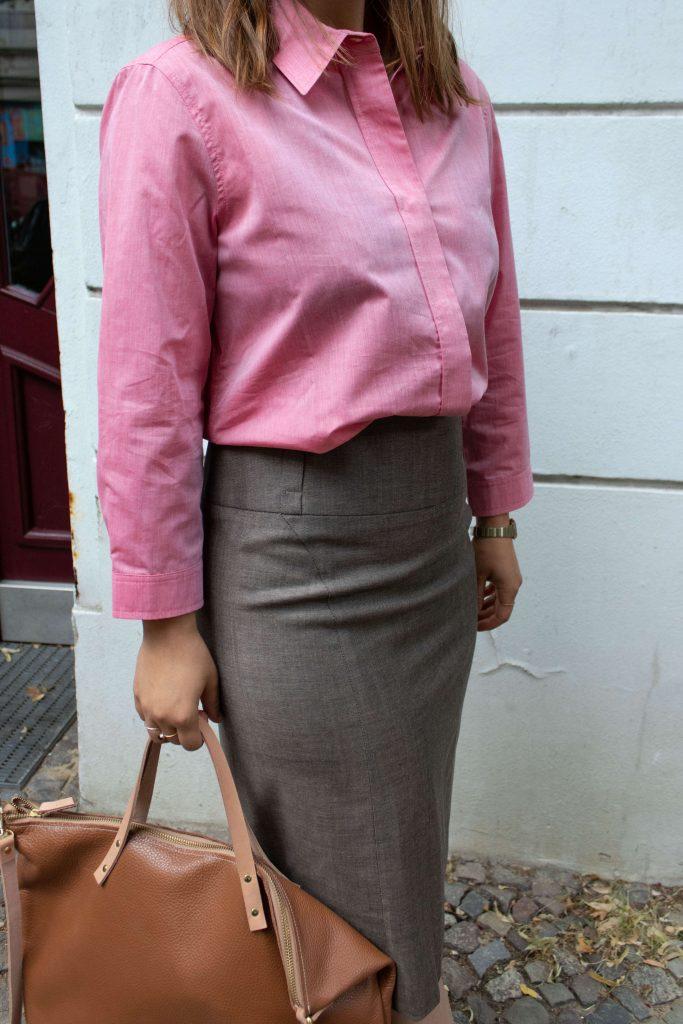 nachhaltige Business Looks für Damen
